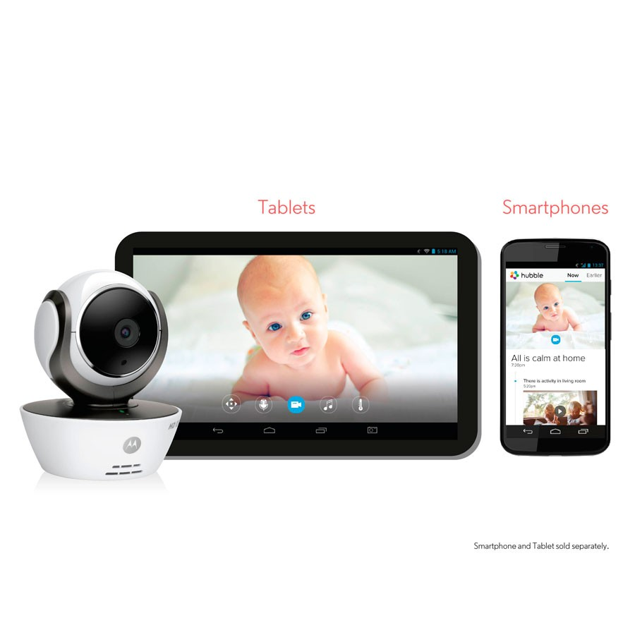 Baby Monitor MBP853 connect-img-317